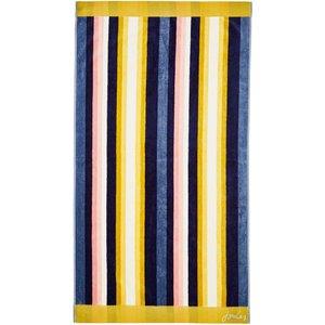 Joules Summer Stripe Bath Towel, Multi Twlsrsm3mul, Multi