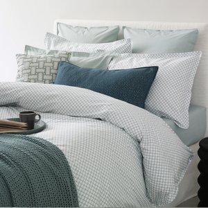 Murmur Bedding, Sora Super Kingsize Duvet Cover, Eucalyptus Furniture Accessories
