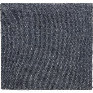 Peacock Blue Hotel Dolce Knitted Throw, Blue Home Textiles, Blue
