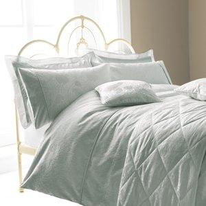 Sanderson Ashbee Housewife Pillowcase, Pale Blue Ducahhphblu, Pale Blue