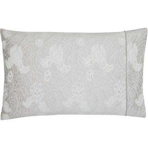 Sanderson Ashbee Housewife Pillowcase, Platinum Ducahhlhpla , Platinum