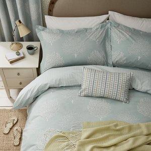 Sanderson Coraline Super Kingsize Duvet Cover, Marine Furniture Accessories