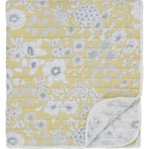 Sanderson Home, Maelee Quilted Throw, Sunshine Home Textiles