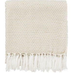 Sanderson Home, Sundial Woven Throw, Linen Home Textiles, Linen