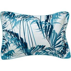 Sanderson Palm House Oxford Pillowcase, Eucalyptus Ducpmheoeuc, Eucalyptus
