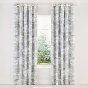Sanderson Sailor Lined Curtains, Dove 1lcrslrd7dov C , Dove