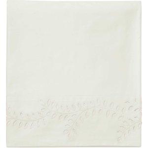 Sanderson Trailing Jenny Flat Sheet, Parchment (double/king) Furniture Accessories, Parchment