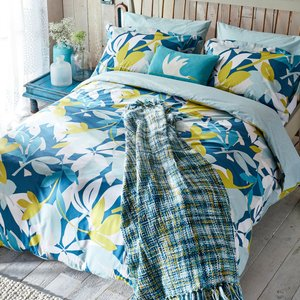 Scion Baja Super Kingsize Duvet Cover, Citrus Furniture Accessories