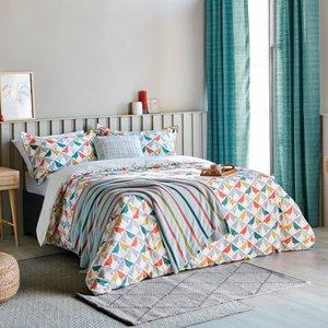 Scion Lintu Super Kingsize Duvet Cover, Marina Furniture Accessories