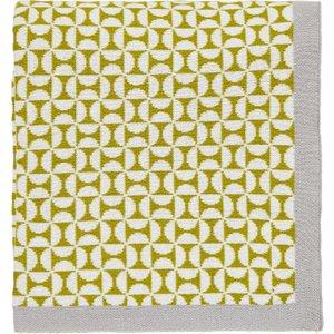 Scion Pajaro Knitted Throw, Citrus Grey Home Textiles, Grey
