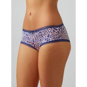 Boux Avenue Lillie Leopard Shorts - Multicoloured - 12, Multicoloured