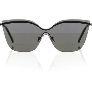 Boux Avenue                   Rimless Sunglasses - Grey Mix               - Os, Grey Mix