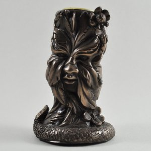 Greenman Candle Holder Ornament 10cm An359212 Decorations