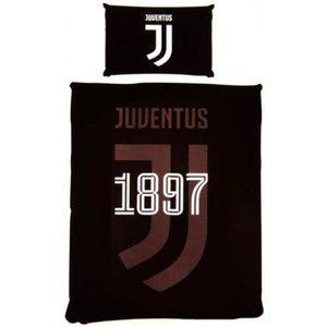 Juventus Mono Single Duvet And Pillow Case Set An379386 Decorations