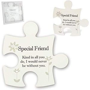 Said With Sentiment Jigsaw Wall Art Special Friend An370999 Decorations