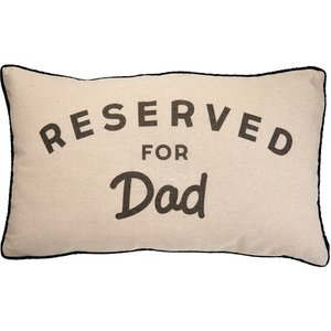 Sass & Belle Reserved For Dad Cushion An408491 Decorations