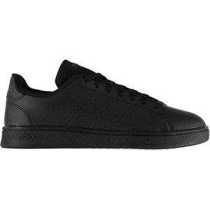 Adidas Advantage Base Mens Trainers - Triple Black 4061615479618 Shoes, Triple Black