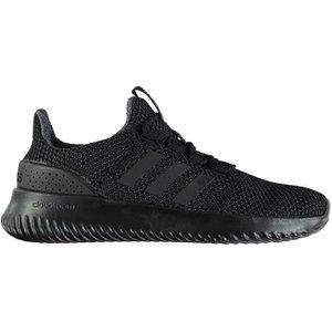 Adidas Cloudfoam Ultimate Mens Trainers - Triple Black 4058023316864 Shoes, Triple Black