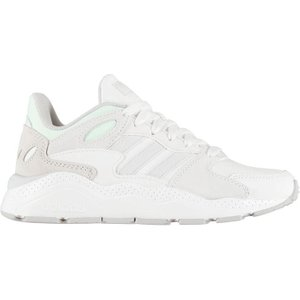 Adidas Crazychaos Ladies Trainers - White Ee5595 Shoes, White