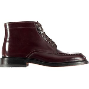 Bass Weejuns Apron Boots - Wine Lthr Ba11940 0nn Shoes, Wine Lthr
