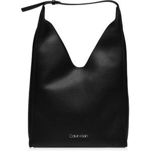 Calvin Klein Mellow Large Hobo Bag - Black Bds K60k605616bds Bags, Black BDS