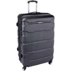 Firetrap Hard Suitcase - Black 32in/83cm Bags, Black 32in/83cm