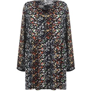 Only All Over Print Dress - Folk Ditsy 15186584 Womens Dresses & Skirts, Folk Ditsy