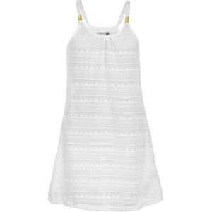 Soulcal Mesh Vest Beach Dress Ladies - White Na Womens Clothing, White