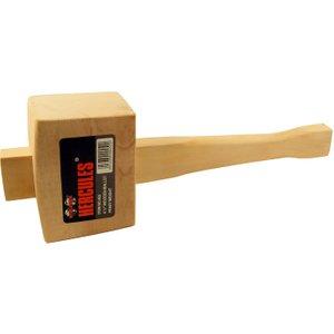 Worldwide Tools Wooden Mallet 4.5in 452