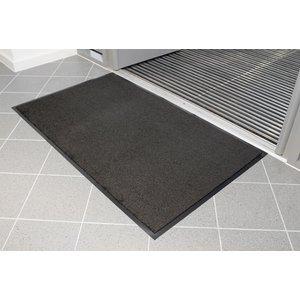 Entraplush Crush Resistant Carpet Doormat (grey) Pp060003
