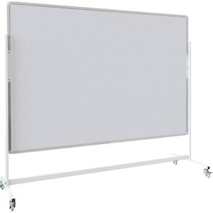 Magnetic Mobile Writing Board, White 1615, White