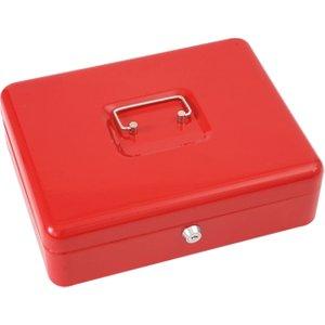 Phoenix Cash Box Cb0103k , Red Cb0103k Door To Door, Red