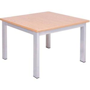 Segura Coffee Table, Light Grey/beech, Free Standard Delivery CFT 600 LIGHT GREY/BEECH