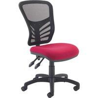 Tille Mesh Back Operator Chair, Black/solder Sk(1) Egl18, Black/Solder
