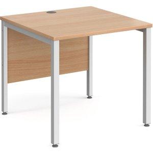 Tully Bench Rectangular Desk 80wx80dx73h (cm) Nh88sb