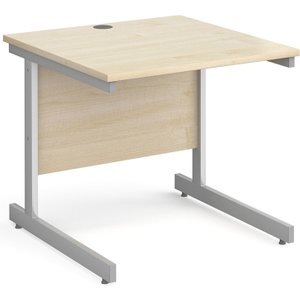 Tully I Rectangular Desk, Free Standard Delivery Ns88smx