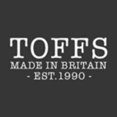 Image Label: Logo | Seller Name: Toffs Ltd | Location: United Kingdom | Tyne and Wear | Gateshead | Summary: TOFFS are the largest manufacturer and retailer of authentic retro football shirts. Our range covers the period from 1885 to the early 1990s and includes shirts from teams from all over the world.