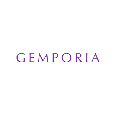 Image Label: Logo | Seller Name: Gemporia | Location: United Kingdom | Worcestershire | Redditch | Summary: Gemporia is the world's largest genuine gemstone jeweller, supplying luxury jewellery at prices 57.5% cheaper than the high street. We offer the world's largest selection of genuine gemstones including Diamond, Ruby, Sapphire and Tanzanite.