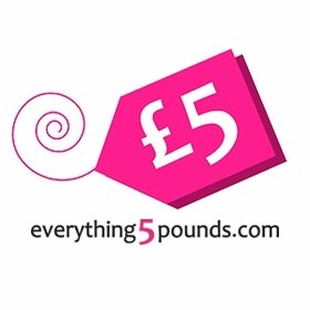 Image Label: Logo   Seller Name: Everything 5 Pounds   Location: United Kingdom   Essex   Basildon   Summary: The UK's only £5 fashion website. Find all your fashion favourites for just £5 each, with brand new arrivals uploaded every single day, don't miss out!