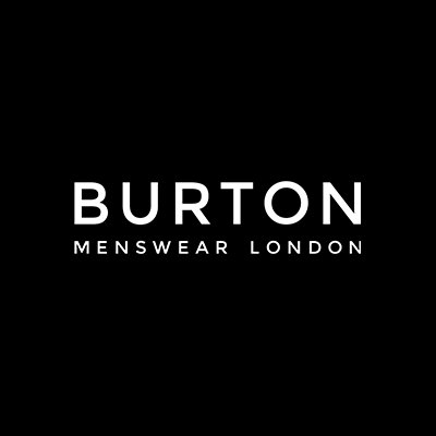 Image Label: Logo | Seller Name: Burton UK | Location: United Kingdom | Greater London | London | Summary: The Burton brand is the perfect outfitter for modern men - fashion but a bit more grown up!