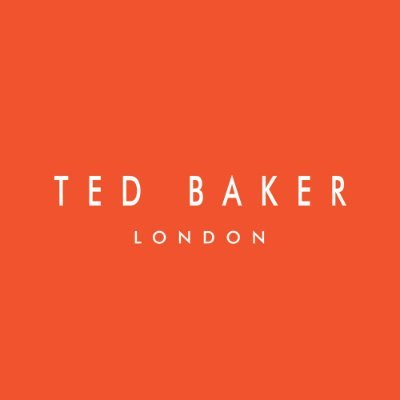 Image Label: Logo | Seller Name: Ted Baker UK | Location: United Kingdom | Greater London | London | Summary: Ted Baker began as a shirt specialist in 1988. Today, they bring their irreverently British touch to every aspect of life, from menswear, womenswear and accessories to watches, tents and fragrances.