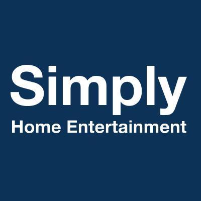 Simply Home Entertainment logo