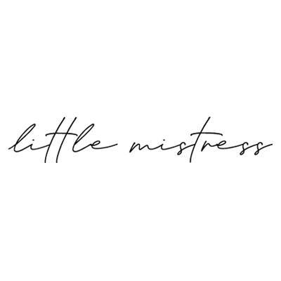 Image Label: Logo | Seller Name: Little Mistress | Location: United Kingdom | Greater London | London | Summary: Little Mistress is the must have womenswear label of the moment. Working hard to provide fashion forward, high quality pieces for a discerning customer has meant the brand gained a loyal following from both the public and celebrities.