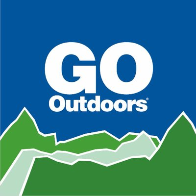 Image Label: Logo | Seller Name: Go Outdoors | Location: United Kingdom | South Yorkshire | Sheffield | Summary: Go Outdoors are the UK's biggest outdoors stores. Massive range, top brands and discounted prices. Let us inspire you to Go Outdoors.